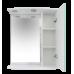 Мебель для ванной Misty Астра 60 зеркало-шкаф R свет голубой Э-Аст04060-06СвП