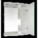 Мебель для ванной Misty Астра 60 зеркало-шкаф R свет салатовый Э-Аст04060-07СвП