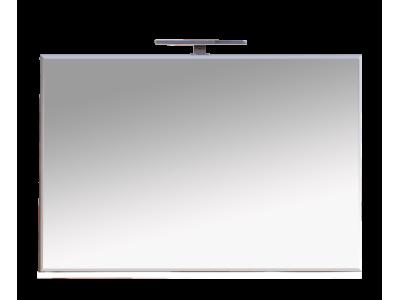 Мебель для ванной Misty Атланта 107 зеркало белый жасмин Л-Атл03107-01Св