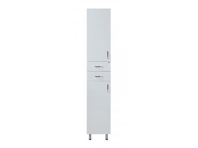 Мебель для ванной Misty Балтика - 35 Пенал левый Э-Бал05035-011Л