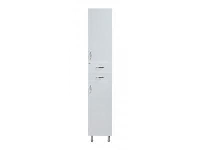 Мебель для ванной Misty Балтика - 35 Пенал правый Э-Бал05035-011П