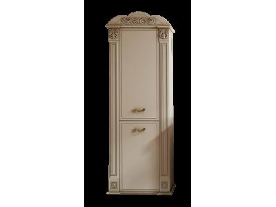 Мебель для ванной Misty Барокко 60 Пенал левый беж. Л-Бар05060-033Л
