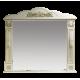 Misty Барокко 120 Зеркало бежевое патина Л-Бар02120-033