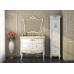 Мебель для ванной Misty Bianco 40 R бежевый сусальное золото Л-Бья05040-381П