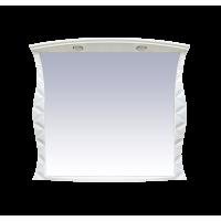 Misty CHARME - 100 Зеркало белое со светом Л-Чар02100-011Св