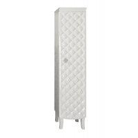 Misty CHARME - Пенал 40 прав. белый Л-Чар05040-011Л