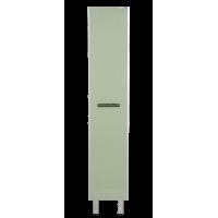Шкаф - пенал Misty Джулия - 35 Пенал правый бежевый Л-Джу05035-0310П