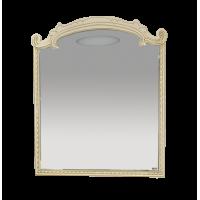 Зеркало Misty Элис -100 Зеркало беж.патина/стекло Л-Эли02100-033