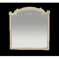 Зеркало Misty Элис -120 Зеркало беж.патина/стекло Л-Эли02120-033
