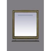 Зеркало Misty Fresko 75 краколет черный патина Л-Фре03075-0217