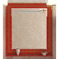 Зеркало Misty Fresko 75 краколет красный патина Л-Фре03075-0417