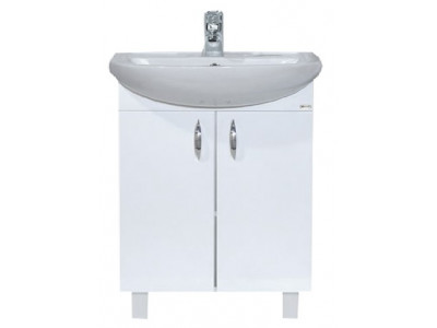 Мебель для ванной Misty Балтика - 70 Тумба прямая Э-Бал01070-011Пр