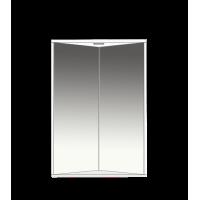 Зеркальный шкаф Misty Лотос - 34 Зеркало угловое (свет) Э-Лот02034-01СвУг