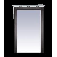 Зеркало Misty Марсель - 75 зеркало  комб. венге/бел П-Мрс02075-252