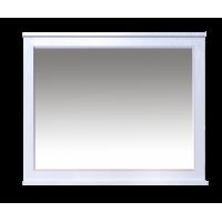Зеркало Misty Марта 100 Зеркало белое факт. П-Мрт02100-012