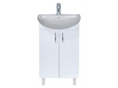Мебель для ванной Misty Балтика - 60 Тумба прямая Э-Бал01060-011Пр