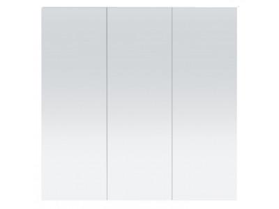 Мебель для ванной Misty Балтика - 80 Зеркало-шкаф без света Э-Бал04080-011