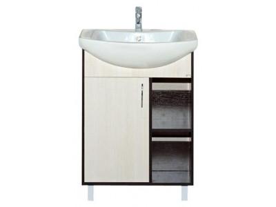 Мебель для ванной Misty Браво 50 Тумба комбинированнаяЭ-Бра01050-19