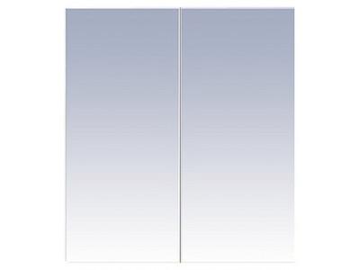 Мебель для ванной Misty Браво - 70 Зеркало-шкаф Э-Бра04070-19