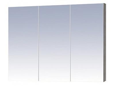 Мебель для ванной Misty Браво 105 Зеркало-шкаф Э-Бра04105-19