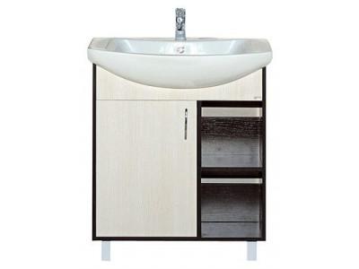Мебель для ванной Misty Браво 70 Тумба комбинированнаяЭ-Бра01070-19