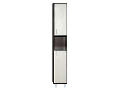 Мебель для ванной Misty Браво - 30 Пенал правый комбинированный Э-Бра05030-19П