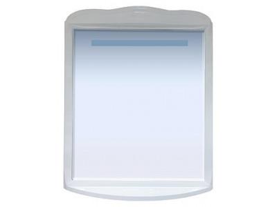 Мебель для ванной Misty Дайна - 85 зеркало свет П-Дай02085-011Св