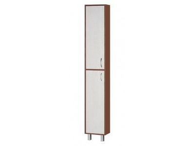Мебель для ванной Misty Лада - 30 Пенал левый комбинированный L Э-Лда05030-19Л