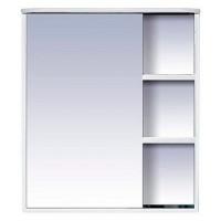 Зеркальный шкаф Misty Венера  - 70 Зеркало-шкаф лев. со светом белое П-Внр04070-01СвЛ