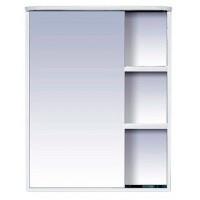 Зеркальный шкаф Misty Венера  - 60 Зеркало-шкаф лев. со светом белое П-Внр04060-01СвЛ