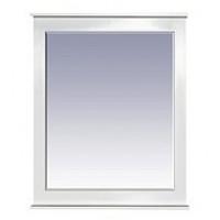 Misty Женева 60 зеркало белое патина П-Жен02060-013