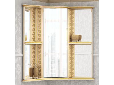 Мебель для ванной Misty Olimpia Lux 60 L Л-Олл02060-033УгЛ