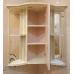Мебель для ванной Misty Olimpia Lux 60 R Л-Олл02060-033УгП