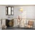 Мебель для ванной Misty Olimpia Lux 60 черная Л-Олл01060-023Уг