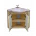 Мебель для ванной Misty Olimpia Lux 60 бежевая Л-Олл01060-033Уг