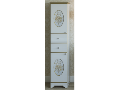Мебель для ванной Misty Milano 35 L Л-Мил05035-013К2ЯЛ