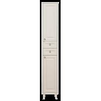 Шкаф - пенал Misty Шармель 35 R с 2-мя ящиками светло-бежевый Л-Шрм05035-5812ЯП