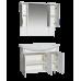 Мебель для ванной Misty Престиж- 105 Зеркало  золотая патина Э-Прсж02105-013ЗЗлп