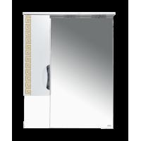 Misty Престиж - 70 Зеркало лев. золотая патина Э-Прсж02070-013ЛЗлп