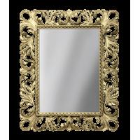 Зеркало Misty Аврора R.0021.BA.ZF.col 142 Зеркало 865х1070 (золото, прямоугольное)