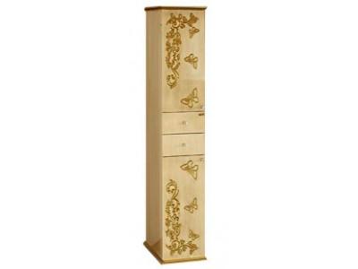 Мебель для ванной Misty Бабочка 35 L Л-Баб05035-033Л