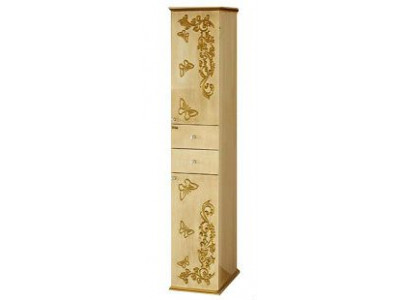 Мебель для ванной Misty Бабочка 35 R Л-Баб05035-033П