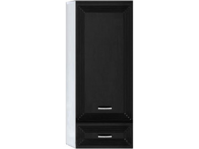 Мебель для ванной Misty Европа 40 L черный П-Евр05040-021П1ЯЛ