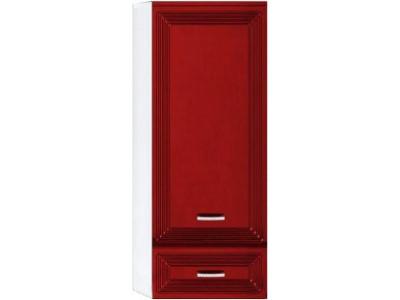 Мебель для ванной Misty Европа 40 L красный П-Евр05040-041П1ЯЛ