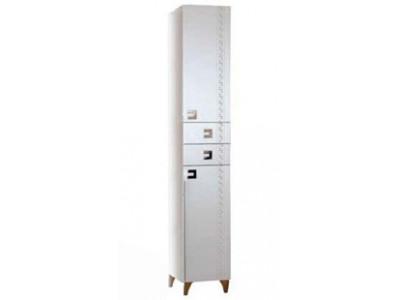 Мебель для ванной Misty Олимпия 35 R белый П-Оли05035-012П