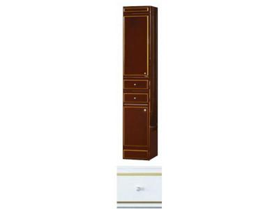 Мебель для ванной Misty Praga 35 L белый Л-Пра05035-0132ЯЛ