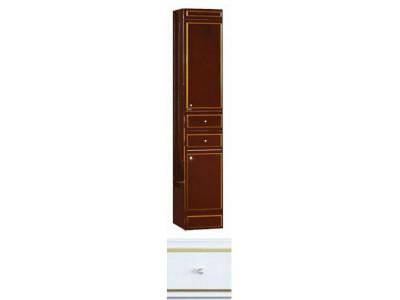 Мебель для ванной Misty Praga 35 R белый Л-Пра05035-0132ЯП