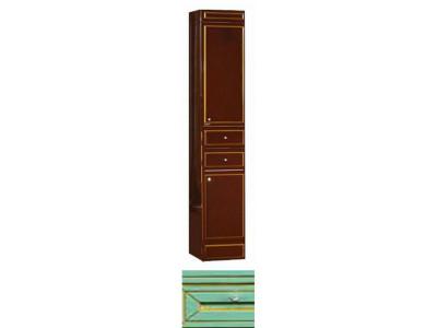 Мебель для ванной Misty Praga 35 R салатовый Л-Пра05035-0732ЯП