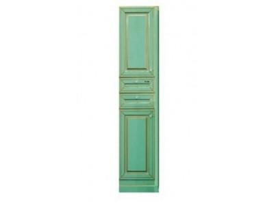 Мебель для ванной Misty Vena 35 L салатовый Л-Вен05035-0732ЯЛ