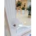 Мебель для ванной Misty Эльбрус -100 Зеркало белая эмаль П-Эль02100-011